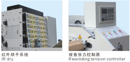 Flexo Roll Paper Printing Machine(1-6color) - 副本3056