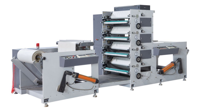 Flexo Roll Paper Printing Machine(1-6color) - 副本3059