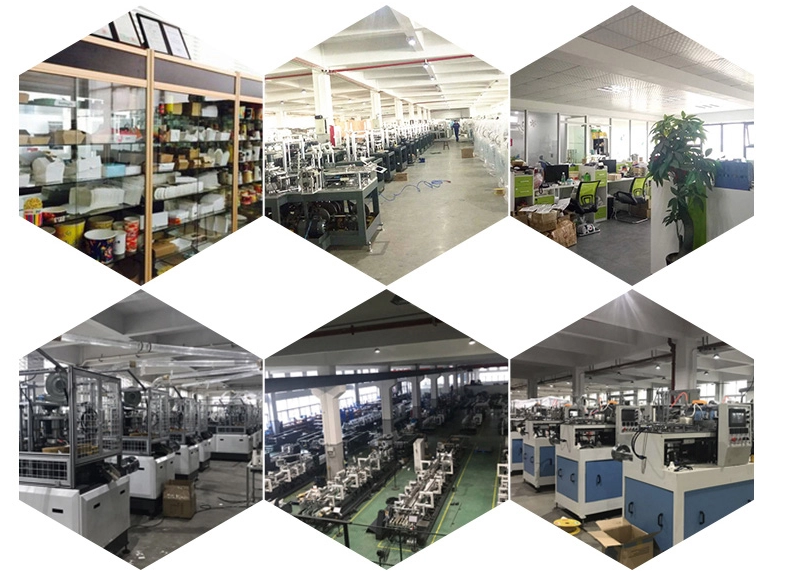 QICHEN MACHINERY WORKSHOP
