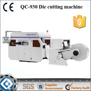 QC-930-Die-cutting-machine